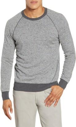 Billy Reid Reversible Crewneck Sweater