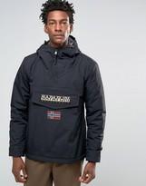 Napapijri Overhead Hooded Jacket Nylon Padded