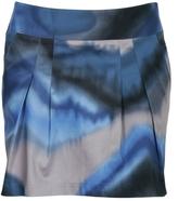 Blurred Watercolor Skirt