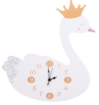 Trend Lab Swans Wall Clock