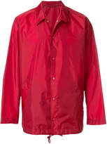 John Lawrence Sullivan back logo shirt jacket