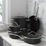 Crate & Barrel Calphalon Contemporary TM Non-Stick 12-Piece Cookware Set with Double Bonus