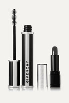 Givenchy Noir Couture Mascara And Rouge Interdit Vinyl Lipstick Set - Neutral