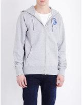 Billionaire Boys Club Alliance Fleece-lined Cotton-jersey Hoody