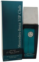 Mercedes Benz benz Vip Club Pure Woody By benz Edt Spray 3.4 Oz