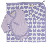 Infant Girl's Monica + Andy 'Classic Ii - Cuddle Box' Bodysuit, Blanket & Hat Set
