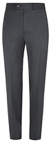 Aquascutum Twill Suit Trousers, Grey