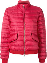 Moncler Violette padded jacket - women - Feather Down/Polyamide/Polyester - 3