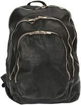 Guidi multiple pockets backpack