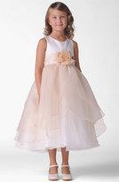 Us Angels Girl's 'Petal' Dress