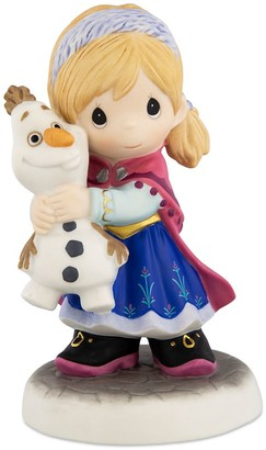 Disney Anna and Olaf ''You Melt My Heart'' Figurine by Precious Moments