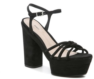 Schutz Faubina Platform Sandal