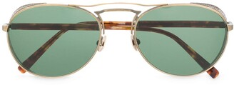 Matsuda Aviator Frame Sunglasses