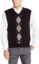Dockers Soft Acrylic Center Front Aryle and Texture Rakers-Vest