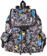 Le Sport Sac Peanuts X Voyager Backpack
