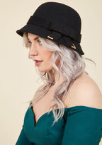 ModCloth Cloche at Hand Hat