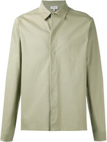 Jil Sander Miele shirt - men - Cotton/Spandex/Elastane - 40