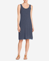 Eddie Bauer Women's Girl On The Go Reversible Dress - Stripe