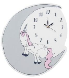 Trend Lab Unicorn Dreams Wall Clock Bedding