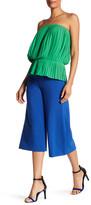 Nicole Miller Side Zip Culottes