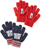 Osh Kosh 2-Pack Baseball Gloves