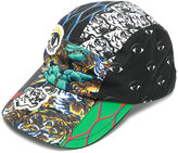 Kenzo multi icon baseball cap - men - Polyester - One Size