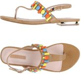 Lollipops Thong sandals