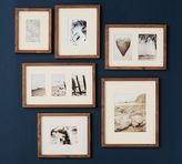 Pottery Barn Wood Gallery Frames in a Box - Rustic Wood