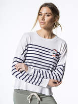 Sundry Crew Neck With Patches
