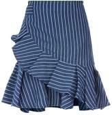 Alexis Anvivi Denim Mini Skirt