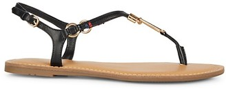 Tommy Hilfiger Leuca Toe-Thong Sandals