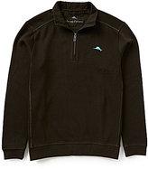 Tommy Bahama Nassau Half-Zip Long-Sleeve Pullover