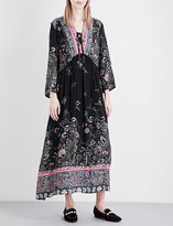 Free People If You Only Knew crepe dress