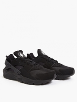 Nike Black Air Huarache Sneakers