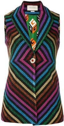 Gucci Rainbow Waistcoat