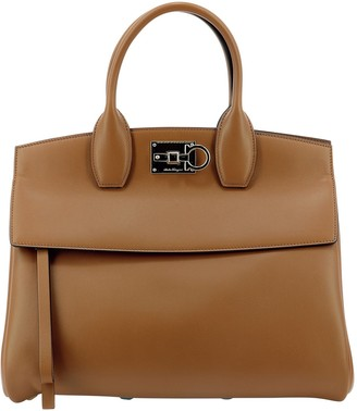 Salvatore Ferragamo Medium Studio Hand Bag