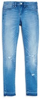 Blank NYC BLANKNYC Girls' Skinny Distressed Jeans - Big Kid