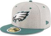 New Era Philadelphia Eagles Total Reflective 59FIFTY Cap