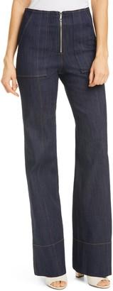 Cinq à Sept Zadie Wide Leg Jeans