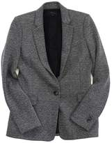 Theory Black & White Tweed Jacket