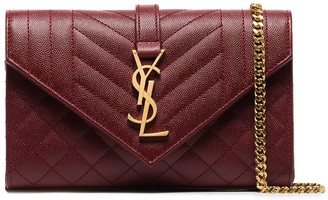 Saint Laurent small Envelope shoulder bag