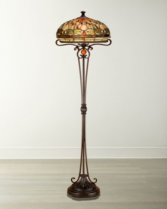 Dale Tiffany Briar Tiffany Floor Lamp