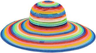 Eugenia Kim Bunny Striped Sun Hat