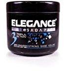 Elégance Triple Action Hair Gel, Blue, 33.8 Ounce