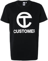 Telfar Customer T-shirt - men - Cotton - M