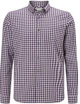 John Lewis Gingham Melange Check Shirt