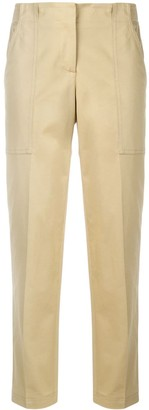 Ermanno Scervino Front Pockets Trousers