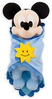 Disney Disney's Babies Mickey Mouse Plush Doll and Blanket - Small - 10''