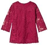 Le Big Dark Pink Lace Cameron Dress
