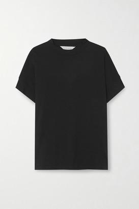 KING & TUCKFIELD Merino Wool T-shirt - Black